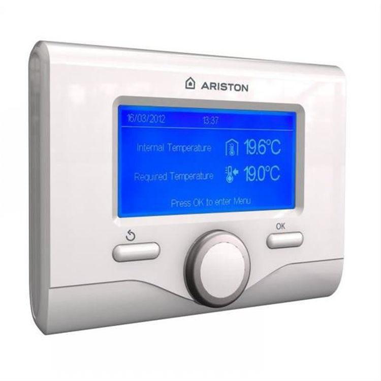 Slika Plinski kondenzacijski bojler 35 kW - Ariston Eco Green One paket