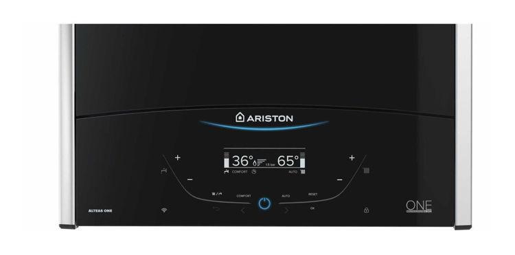 Slika Plinski kondenzacijski kombi bojler 24 kW - Ariston Alteas One Net paket