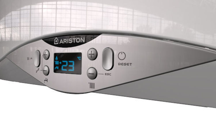 Slika Plinski kondenzacijski bojler 30 kW - Ariston Eco Compact Base paket