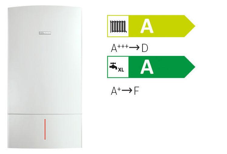 Slika Plinski kondenzacijski kombi bojler 28 kW - BOSCH Eco Light 3 paket